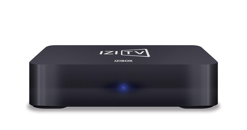 IZIBOX for IZITV Player